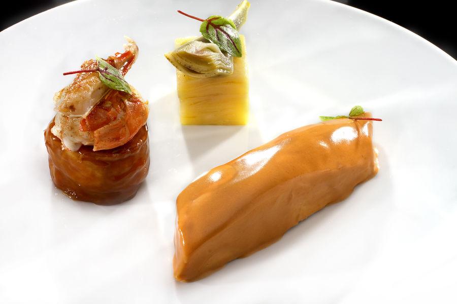 Hôtel Mandarin Oriental ***** Restaurant le Sur Mesure