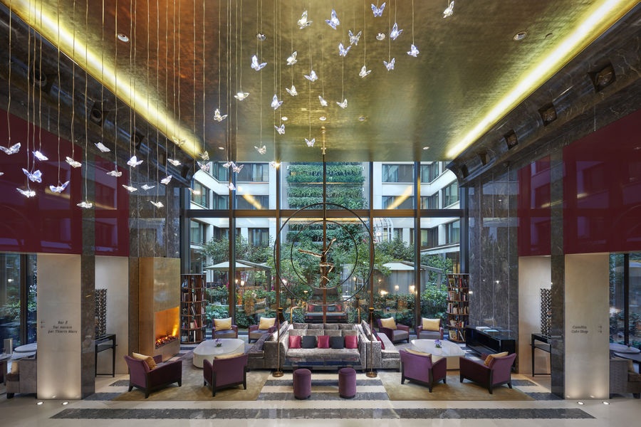Hôtel Mandarin Oriental ***** Lobby