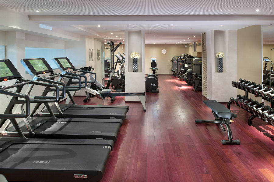 Hôtel Mandarin Oriental ***** Salle de fitness