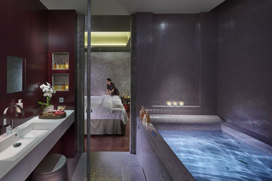 Hôtel Mandarin Oriental ***** Spa - Cabine