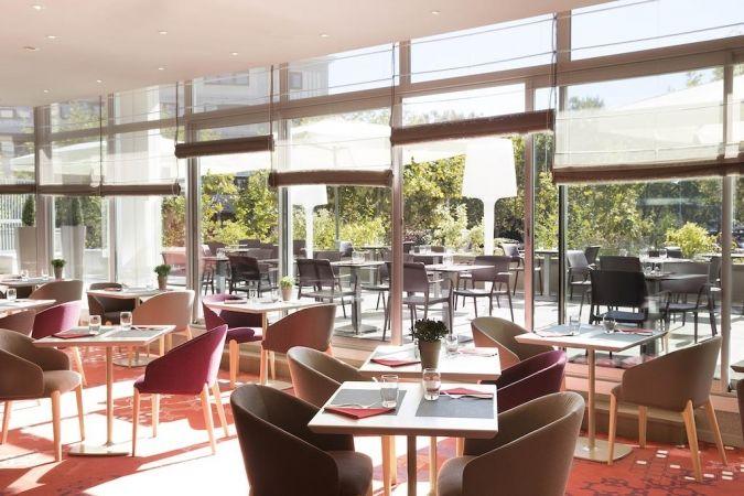 Hôtel Oceania **** Restaurant
