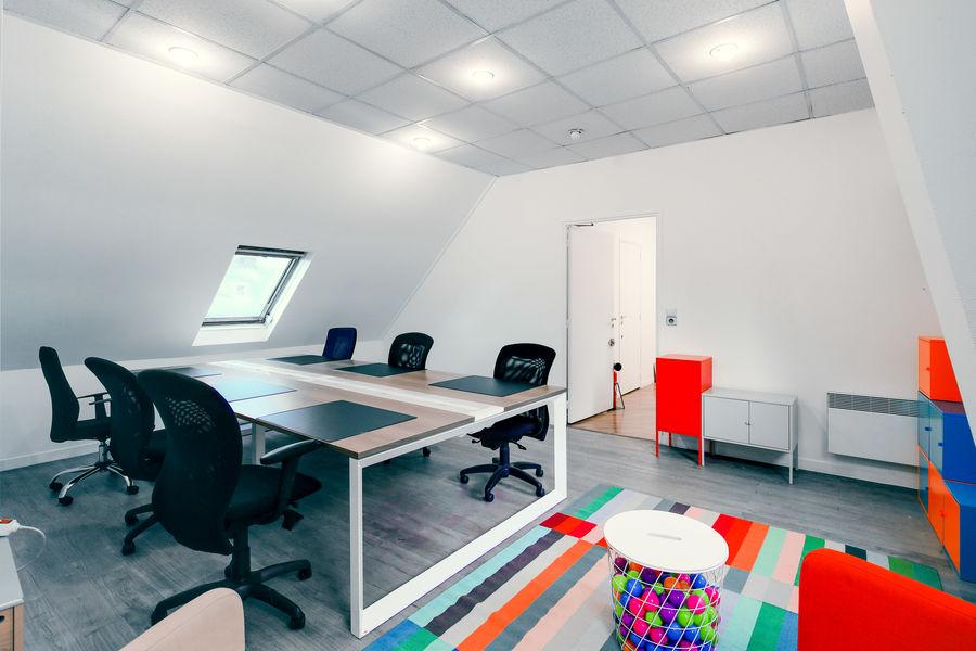 Business Center Opéra espace coworking à 350 € HT par mois