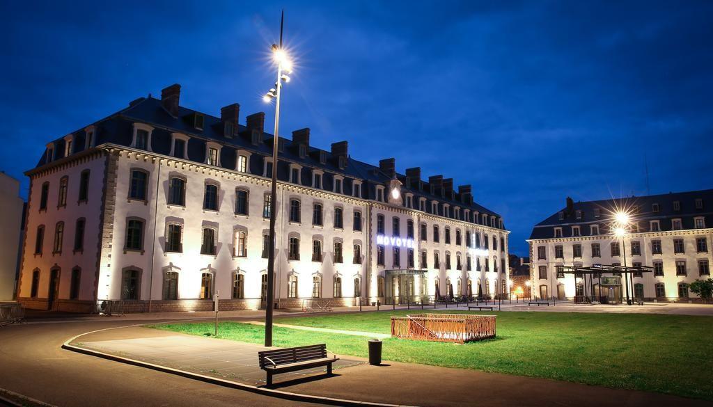 Novotel Saint Brieuc Centre Gare 1