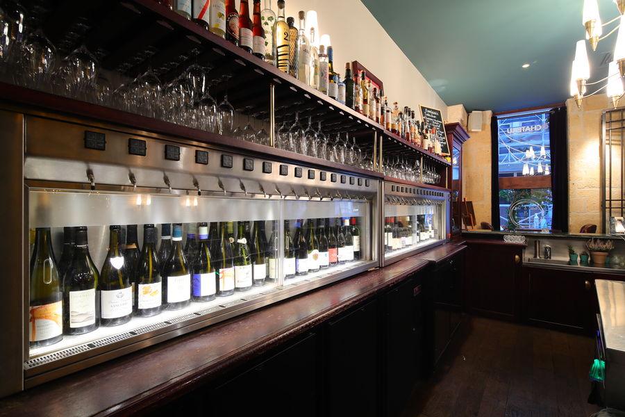 O Chateau L'espace Bar à Vin - 50 vins au verre