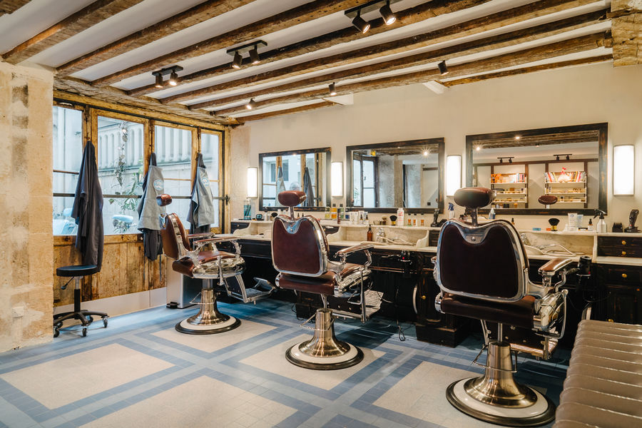 La Moustacherie Concept store - Salon de barbier