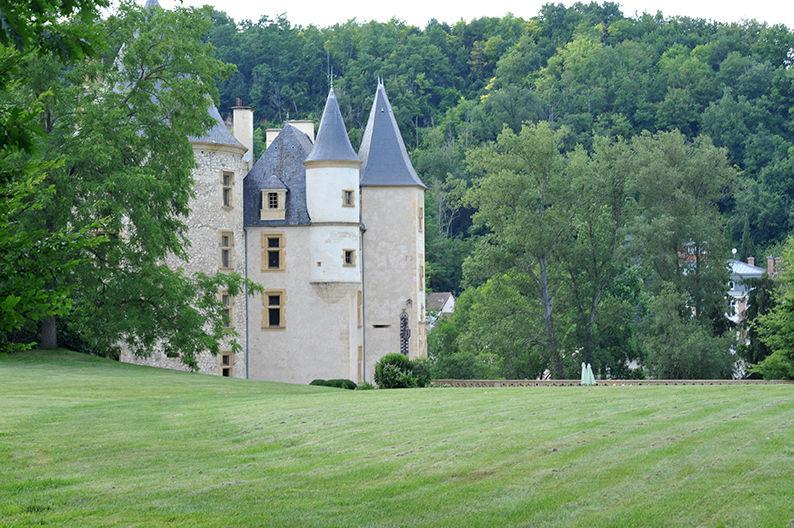 Château de Saint-Martory Château de Saint-Martory