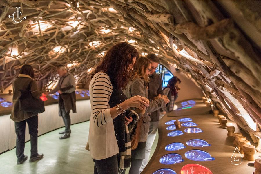 Les Caves du Louvre Espace Sensoriel: Titillez votre sens olfactif!