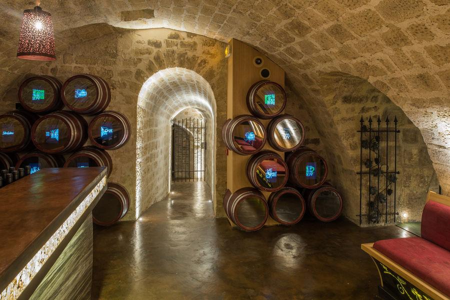 Les Caves du Louvre Espace Sensoriel