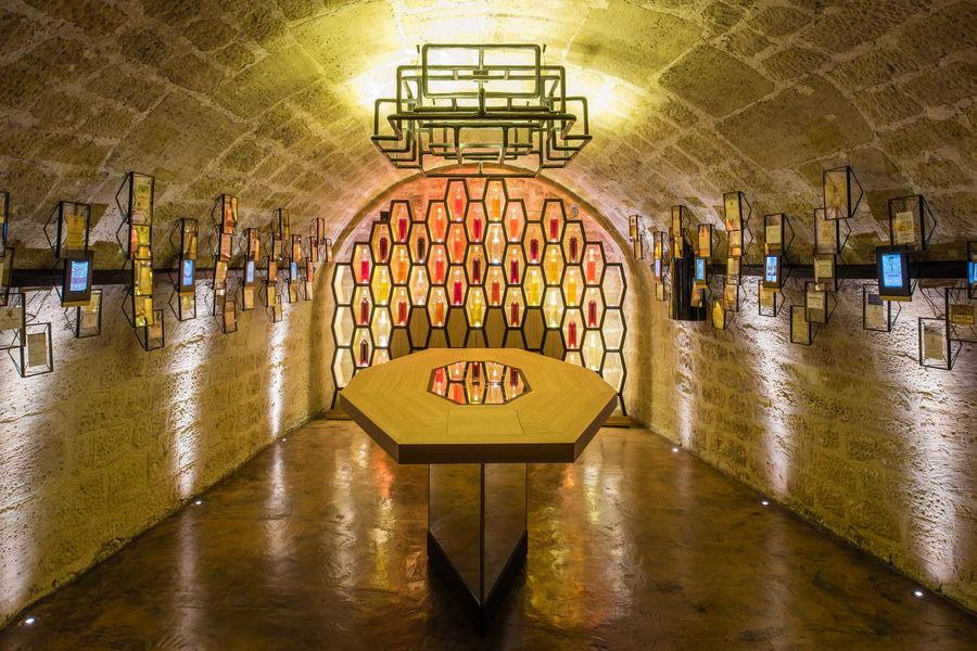 Les Caves du Louvre Prenez-en plein les yeux!