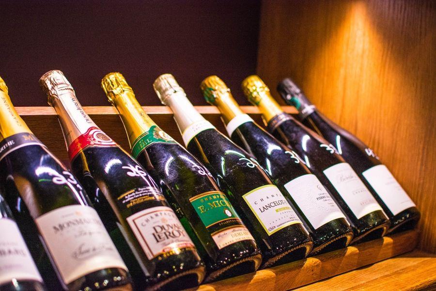 O Chateau Champagne!!