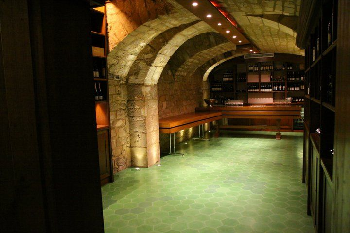 O Chateau La Cave voûtée en format cocktail