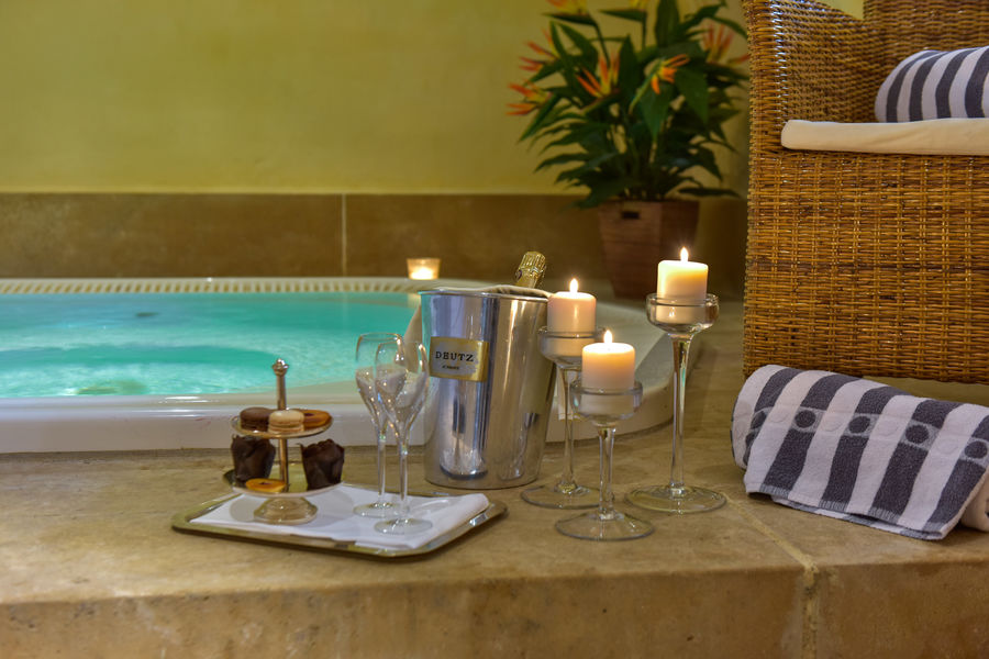 Hôtel Golf Château de Chailly **** Jacuzzi