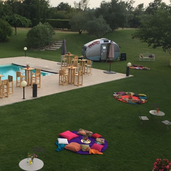 Domaine Beausoleil Gardene Party