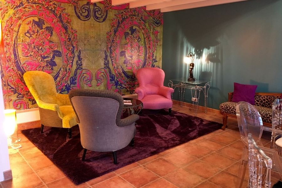 Domaine Beausoleil Salon carla