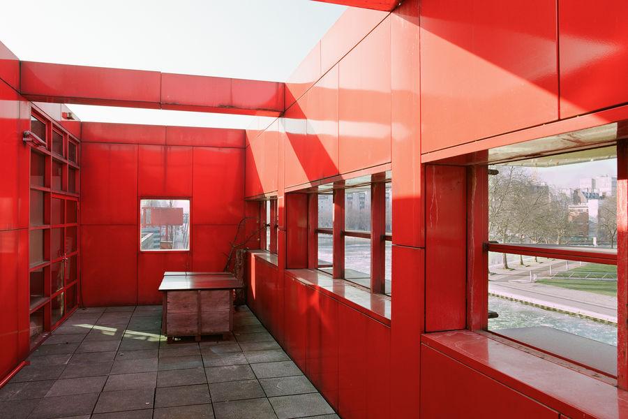 Villette Makerz by WoMa La terrasse