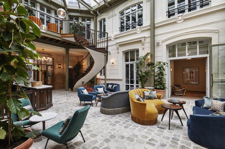 The Hoxton Lobby