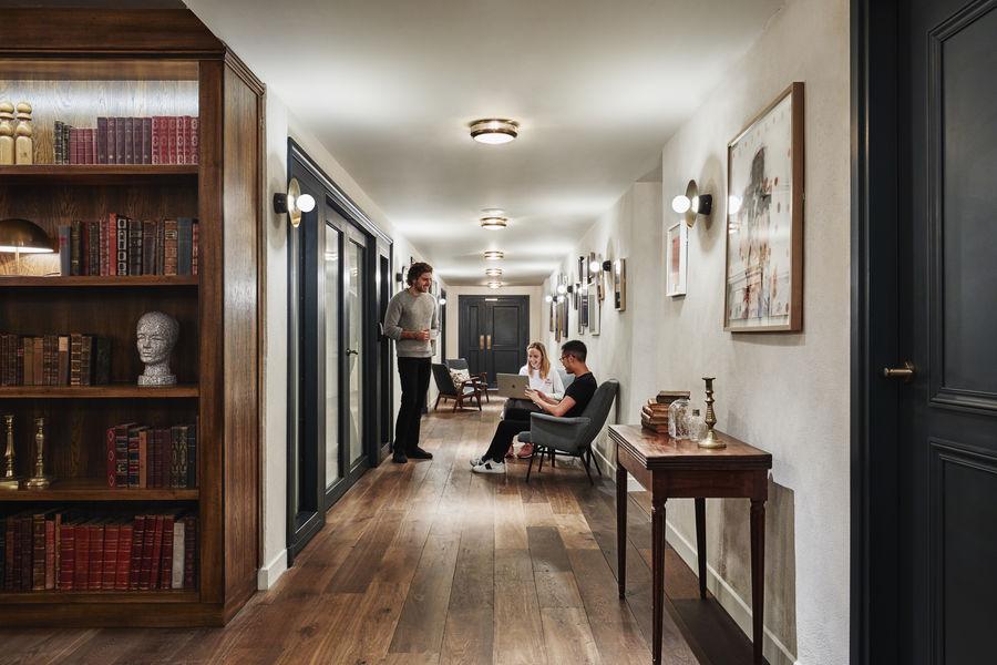 The Hoxton Couloir