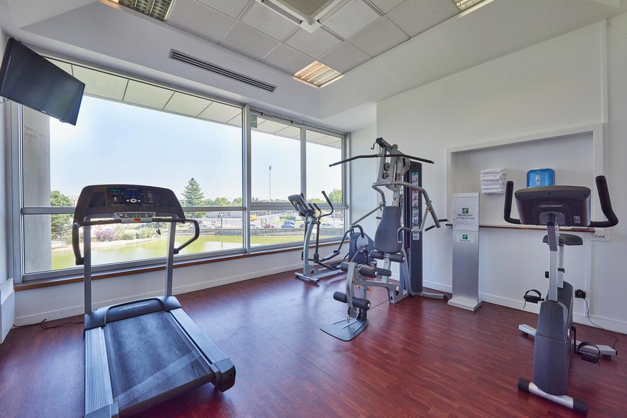 Holiday Inn Paris - Marne la Vallée **** Salle de fitness