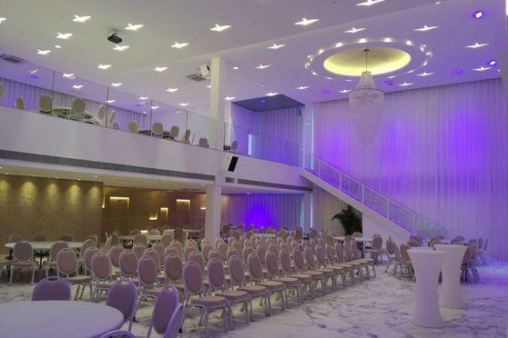 Magnifique salle de réception