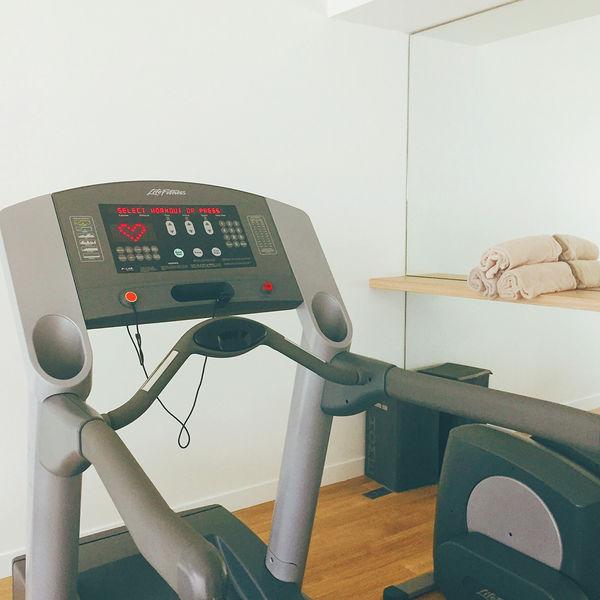 YOOMA Urban Lodge Espace fitness