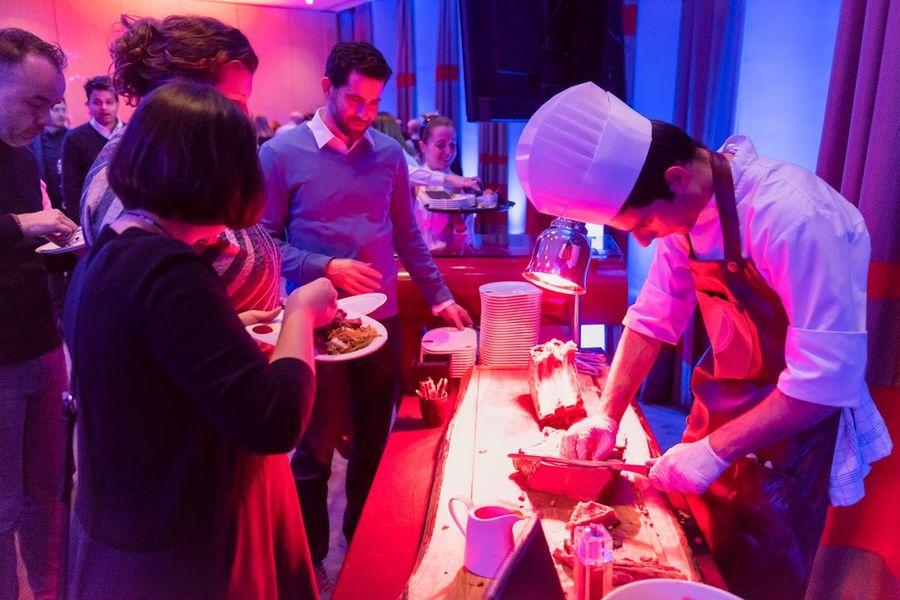 Radisson Blu Hôtel Lyon **** Live cooking