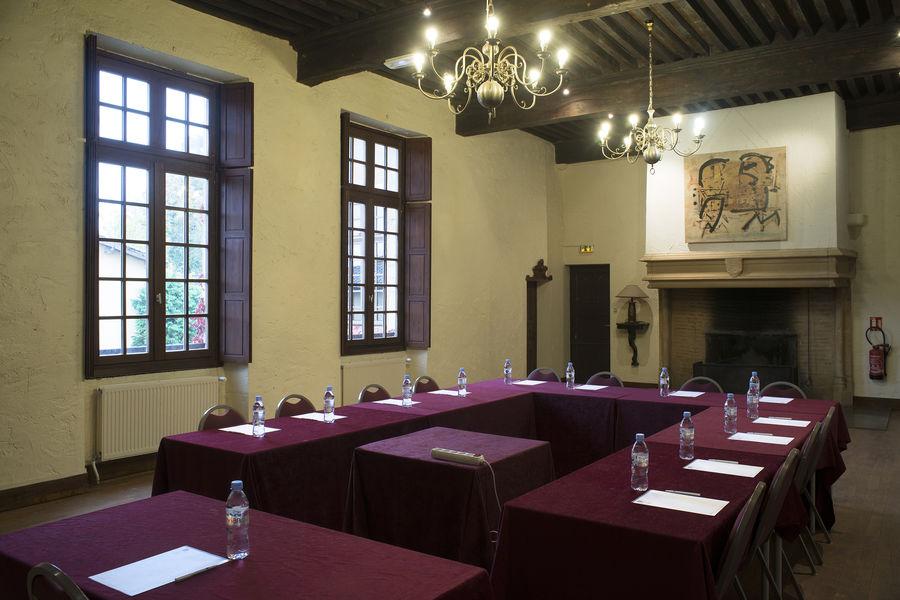 Le Domaine Du Gouverneur **** salle de séminaire Grand Salon