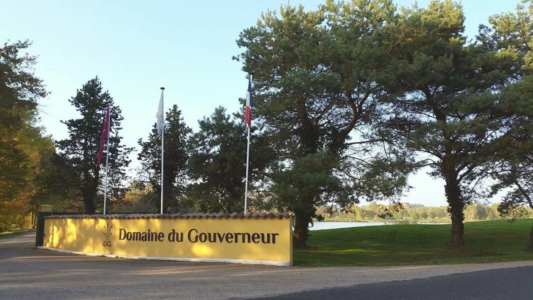 Le Domaine Du Gouverneur **** entrée du Domaine