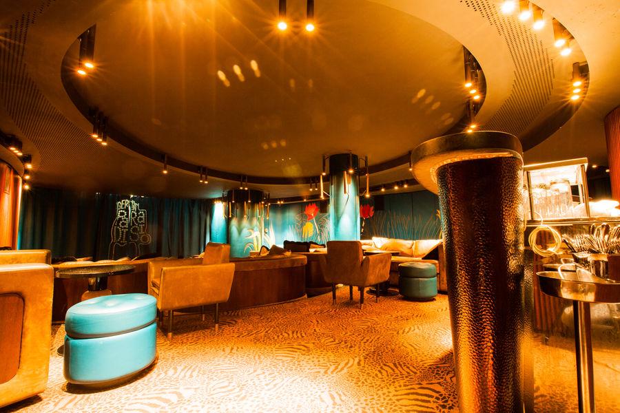Germain Paradisio Un lieu atypique designé par India Mahdavi