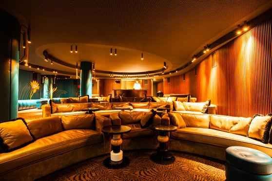 Votre salle de cinéma haut de gamme