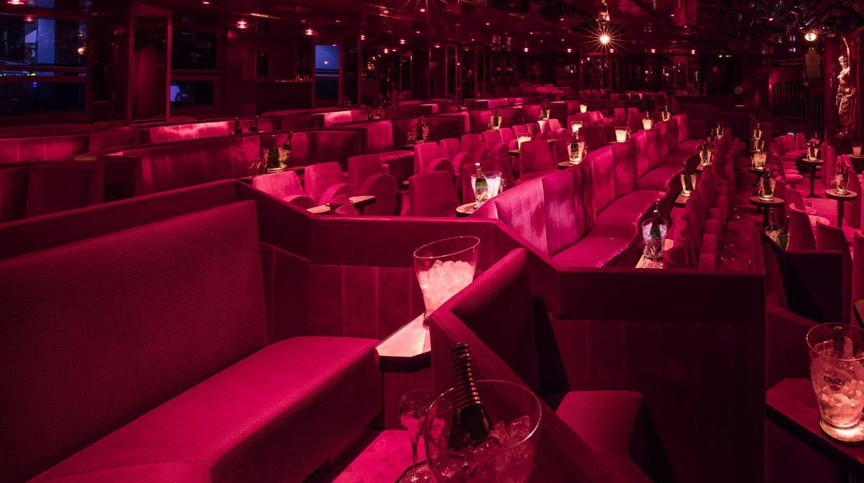 Crazy Horse Paris Salle Cabaret