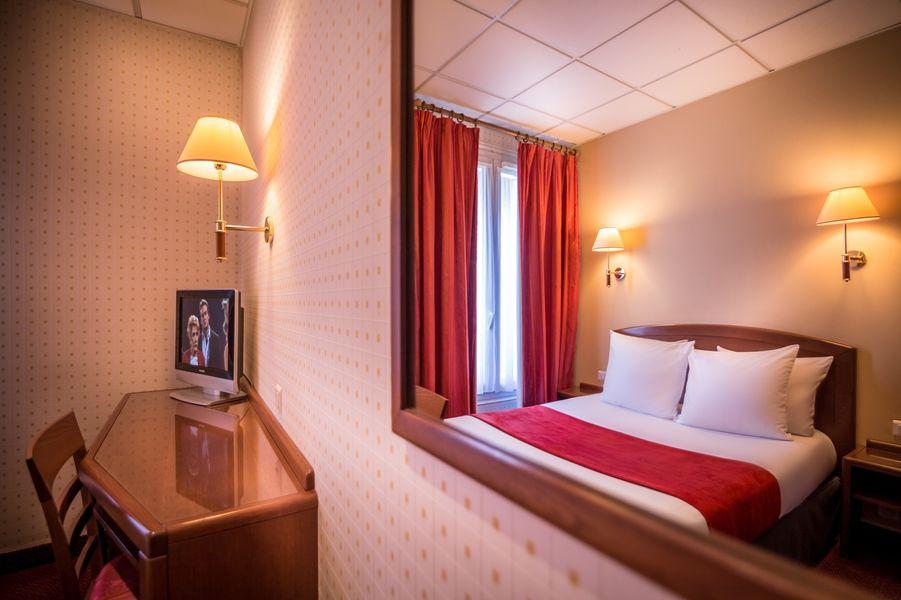 Hôtel Charlemagne *** Chambre
