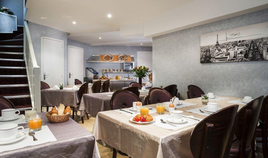 Hôtel Charlemagne *** Restaurant