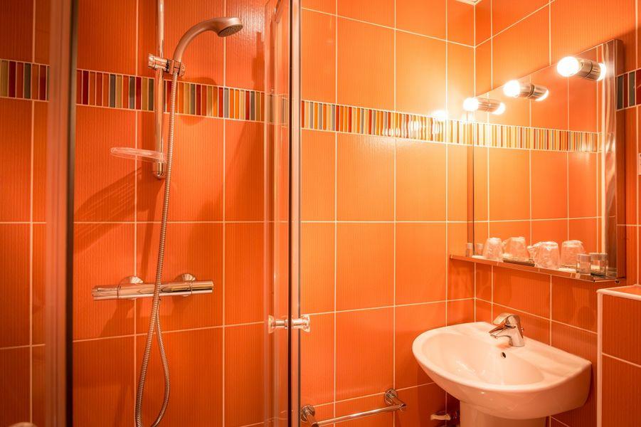 Hôtel Charlemagne *** Salle de bain