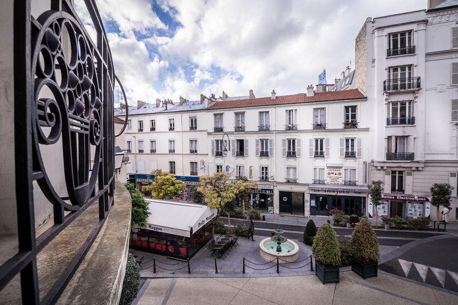 Hôtel Charlemagne *** Vue