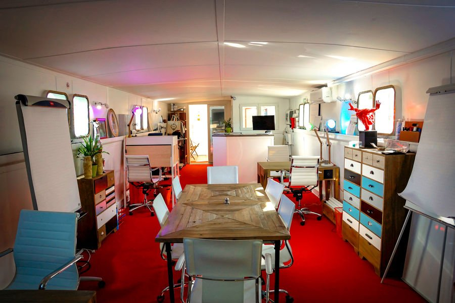 SMART PADDLE Espace coworking - 10 places