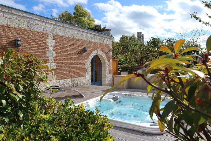 Domaine Clos des Fontaines **** Jacuzzi