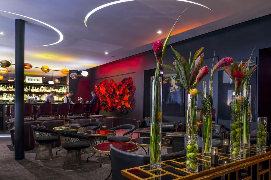 Hôtel Marignan Champs-Elysées ***** Restaurant Limon