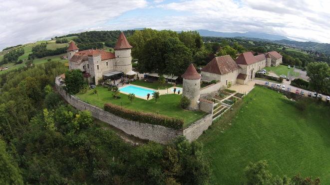Château du Chapeau Cornu