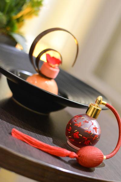 Paris Marriott Opera Ambassador Hôtel **** Dessert Signature - Grand Musée du Parfum