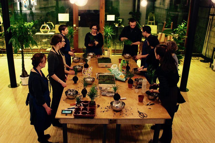 L'Arche Atelier collectif Terrarium