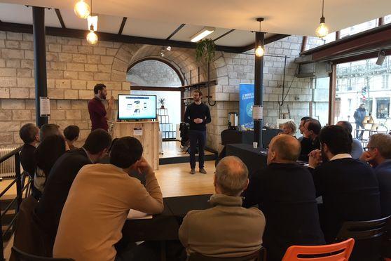 Atelier Entreprise et Startup