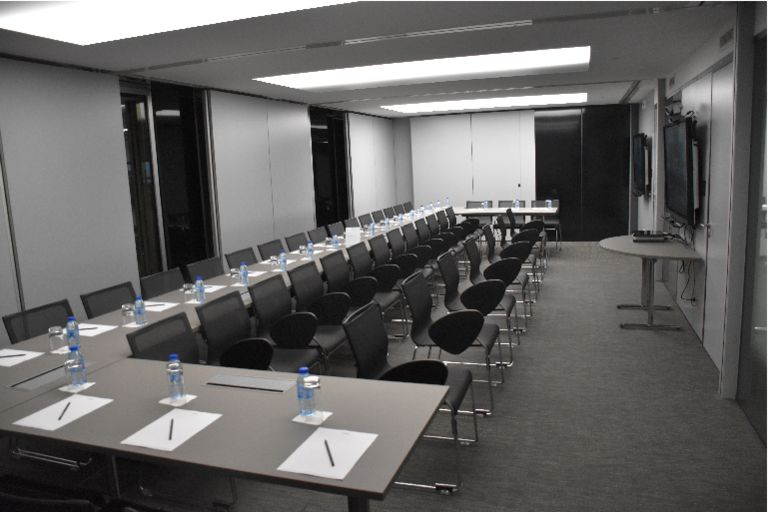 Eciffice Champs-Elysées Salle de réunion - CHAMPS-ÉLYSÉES