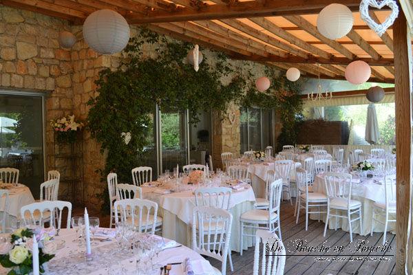 Villa Simone Repas en terrasse