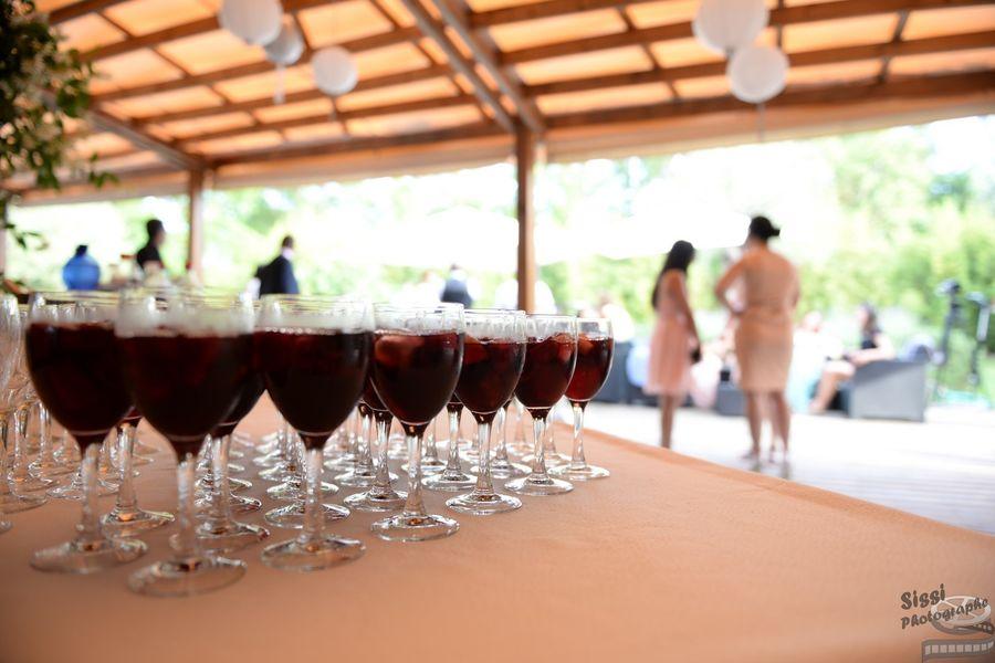 Villa Simone Cocktail en terrasse