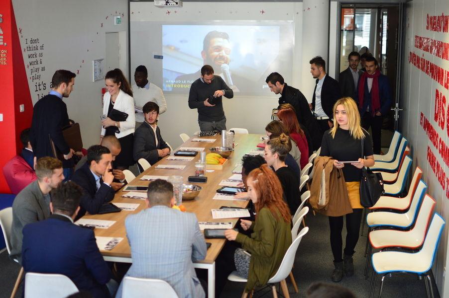 Entrepreneurial People Atelier de travail - Branson