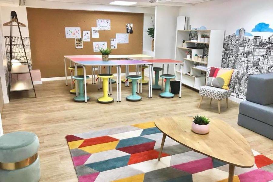 Le Loft  Sémin'Up - salle de créativité