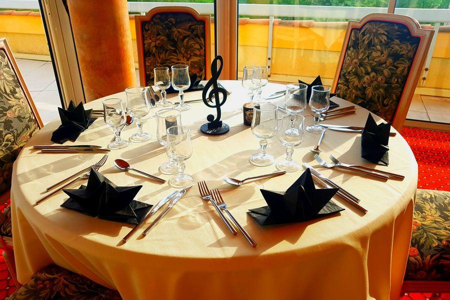 Belambra Business - Le Domaine de Mousquety *** Repas de Gala dans salle privative