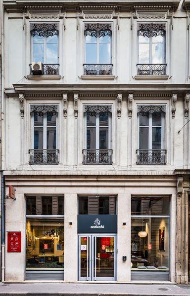 Anticafé Lyon façade