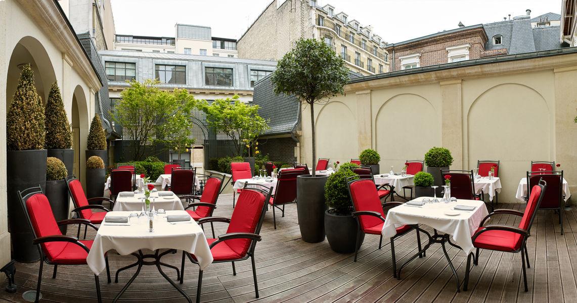 Radisson Blu Hôtel Champs Élysées ***** 7