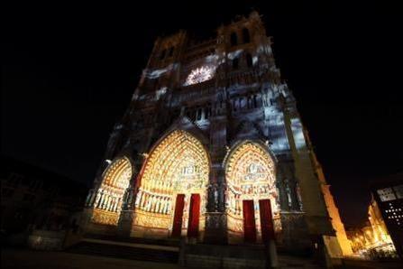 Campanile Amiens Centre Gare Activités la Cathédrale en couleurs Chroma